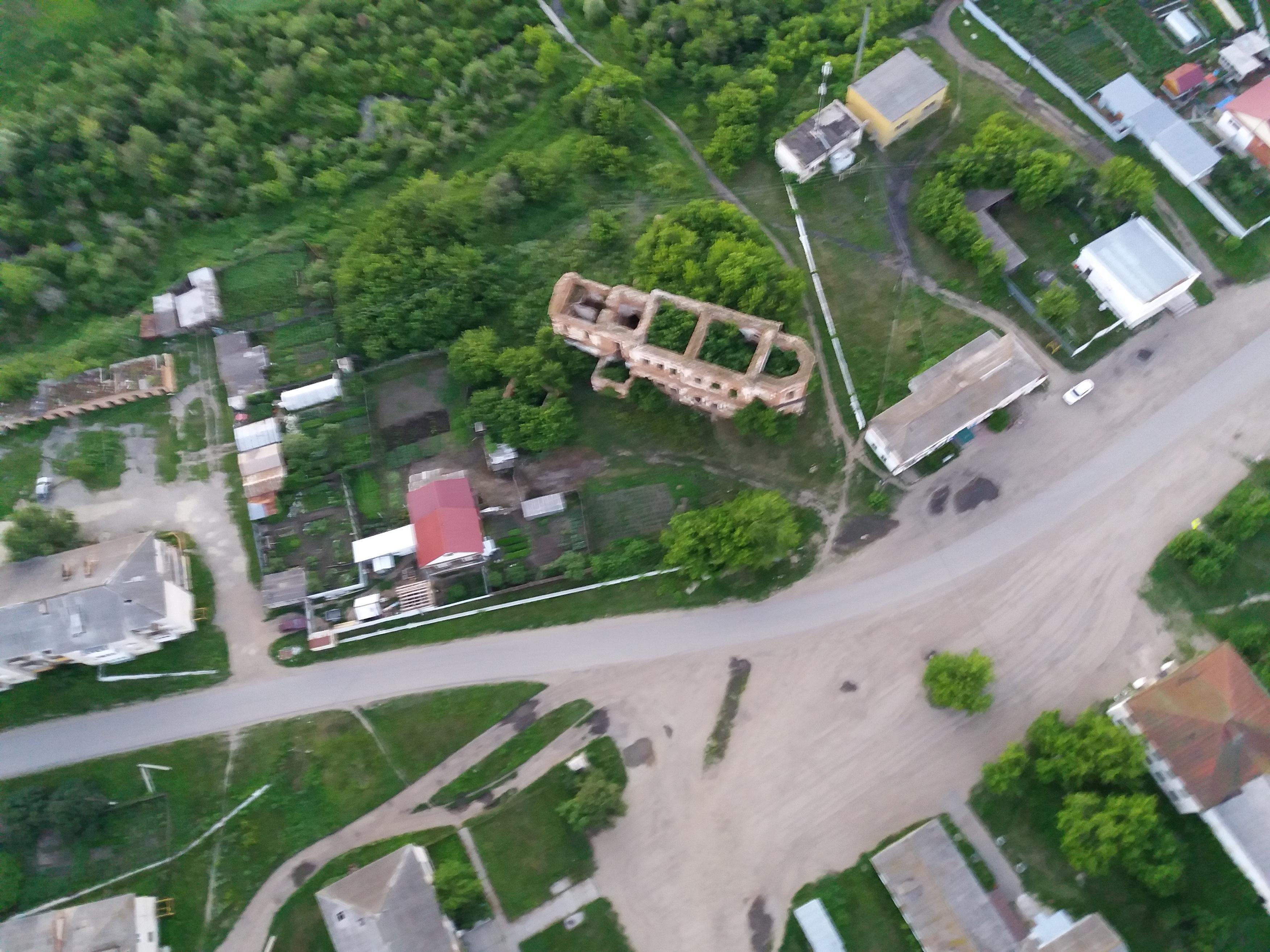 Фото 6 - Ильинская Церковь 2018 год. Воздушная съемка.