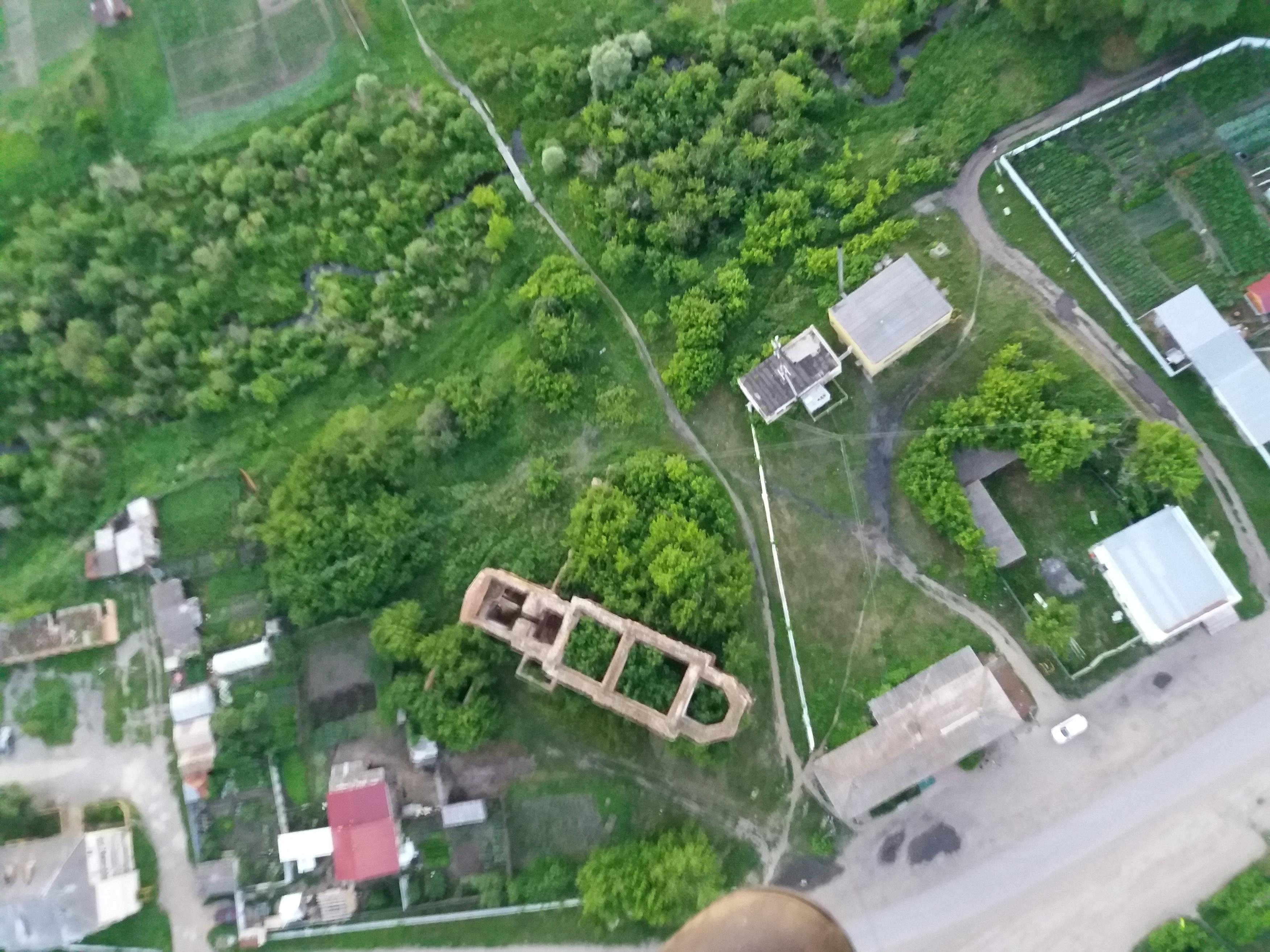 Фото 7 - Ильинская Церковь 2018 год. Воздушная съемка.