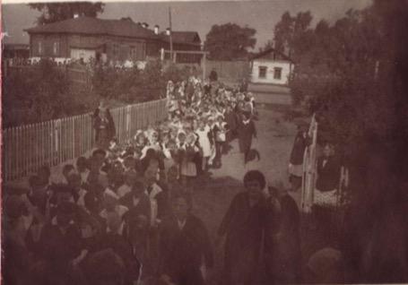 Открытие Ильинской школы