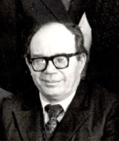 Директор Ильинской средней школы Антропов Виктор Иванович  1973 - 1989 года