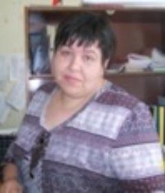 Директор Ильинской средней школы Березина Ольга Васильевна с 2016 года