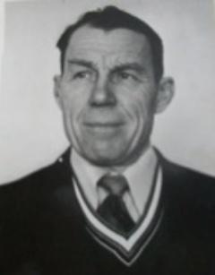 Директор Ильинской средней школы Печеницын Михаил Павлович  1961 - 1973 года